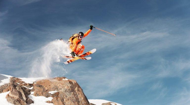 סקי למתקדמים וגלישה באוף פיסט