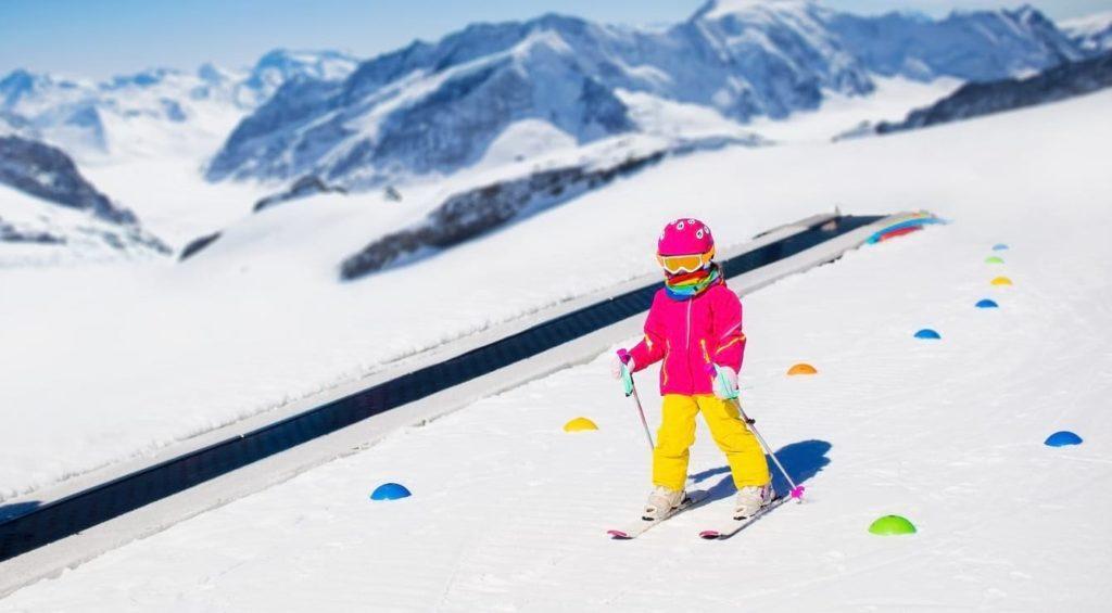 מאיזה גיל ילדים יכולים לגלוש סקי?