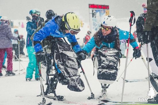 עמותת ארז חופשת סקי