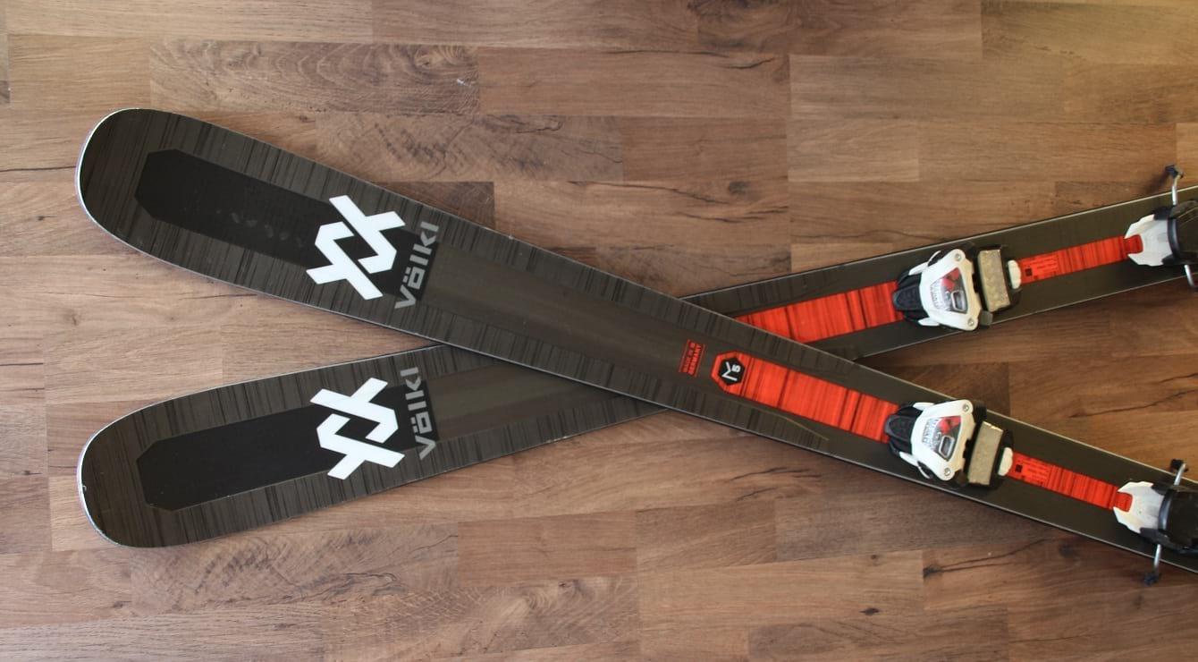 מגלשי סקי Volkl