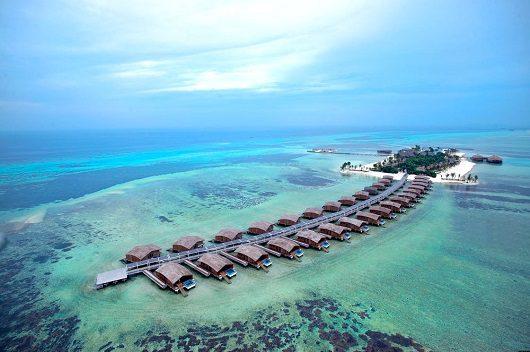 Club Med Maldives The Finolhu Villas