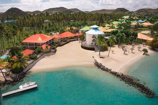 Club Med in Martinique Les Boucaniers