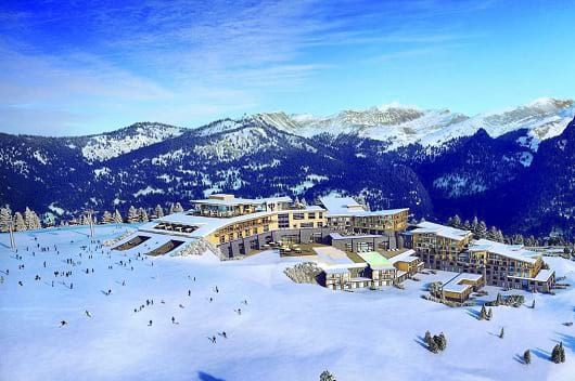 Clubmed France Grand Massif